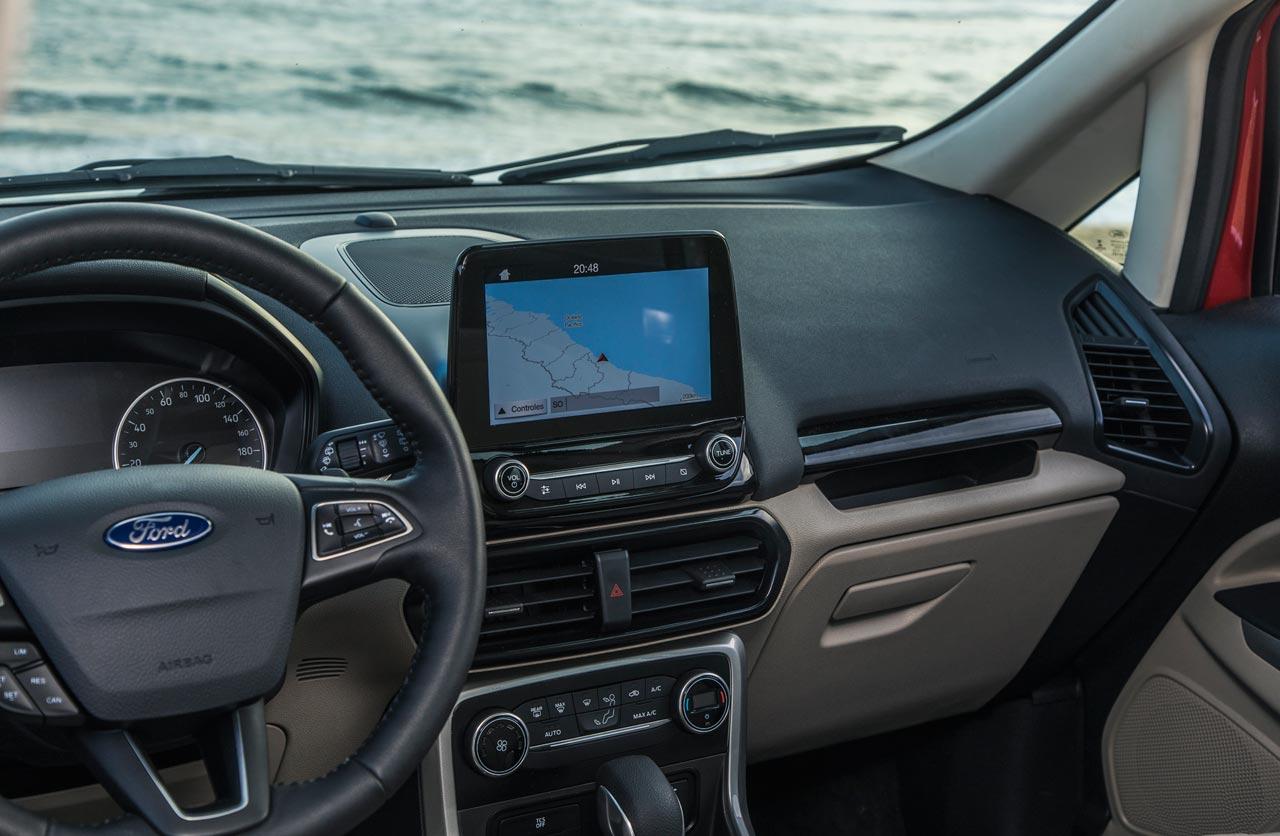 Interior Ford EcoSport 2019
