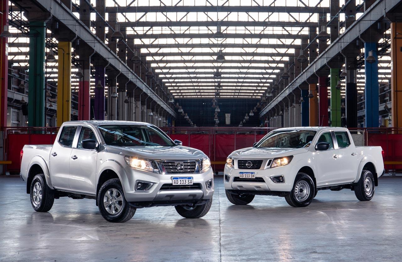 Nissan Frontier, también con versiones S y SE
