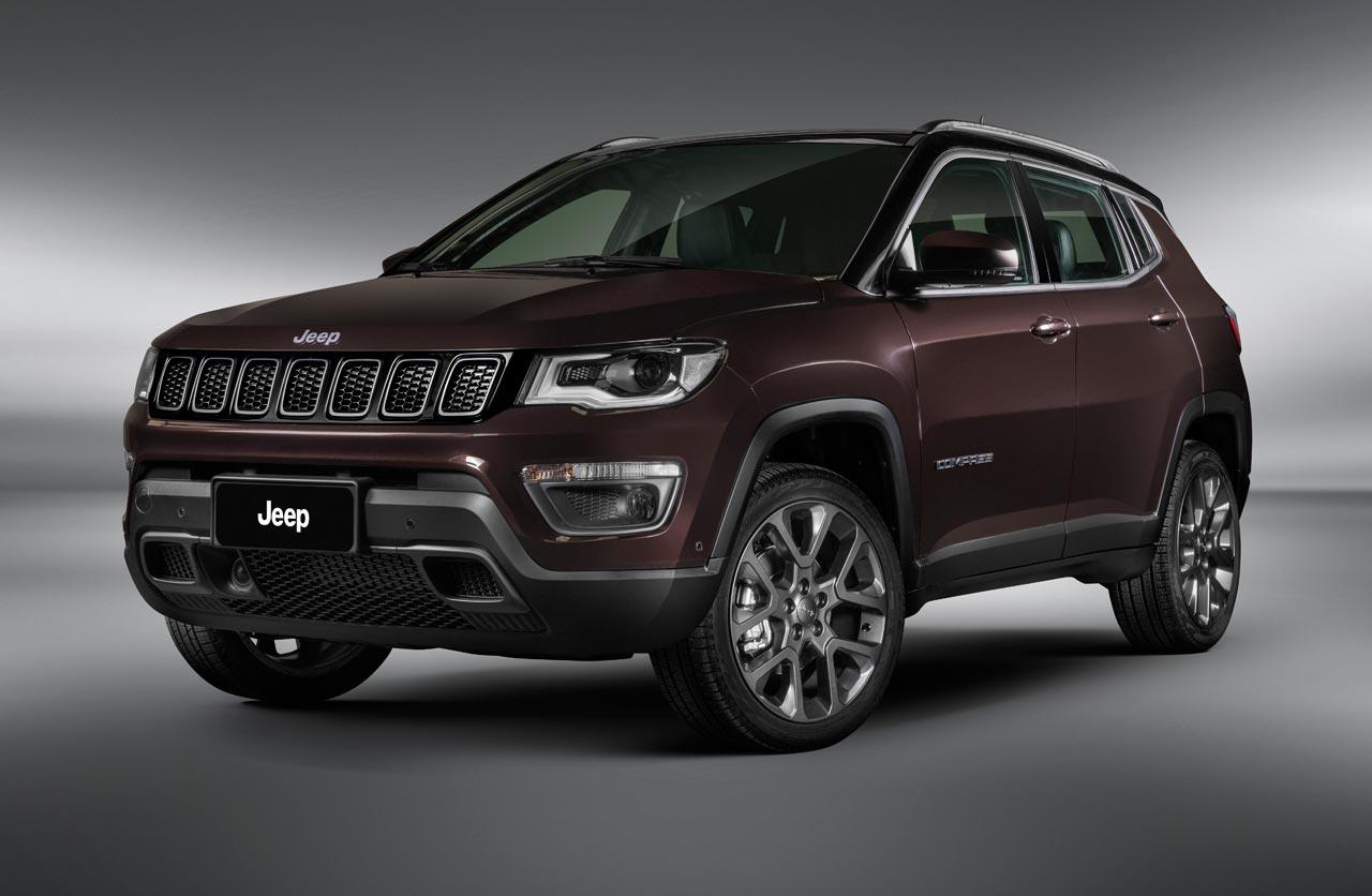 Jeep Compass S: especial por imagen y equipamiento