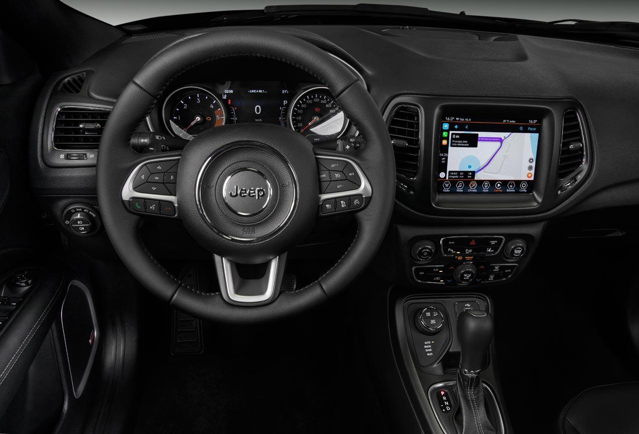 Interior Jeep Compass S