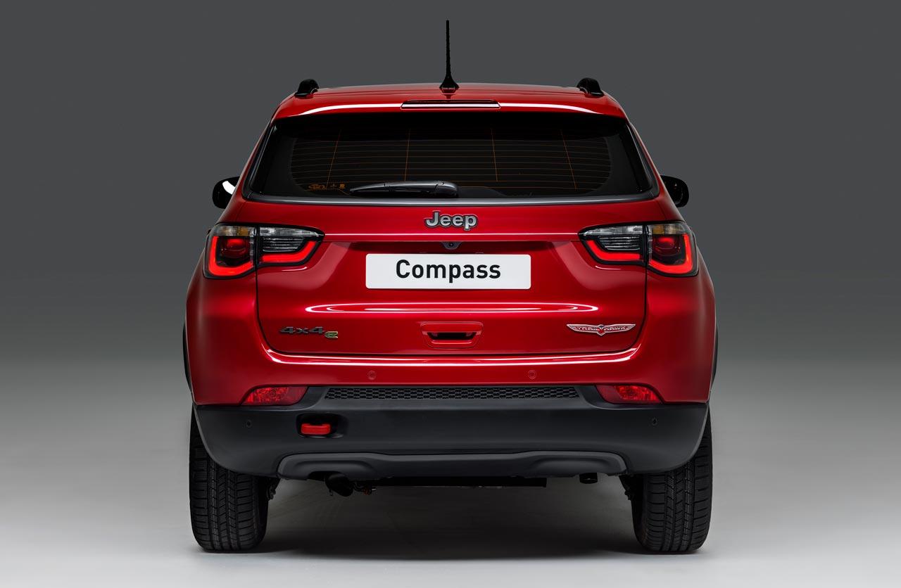 Jeep Compass híbrido