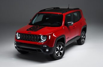Jeep Compass y Renegade, híbridos enchufables