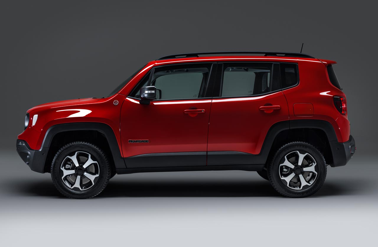 Jeep Renegade híbrido