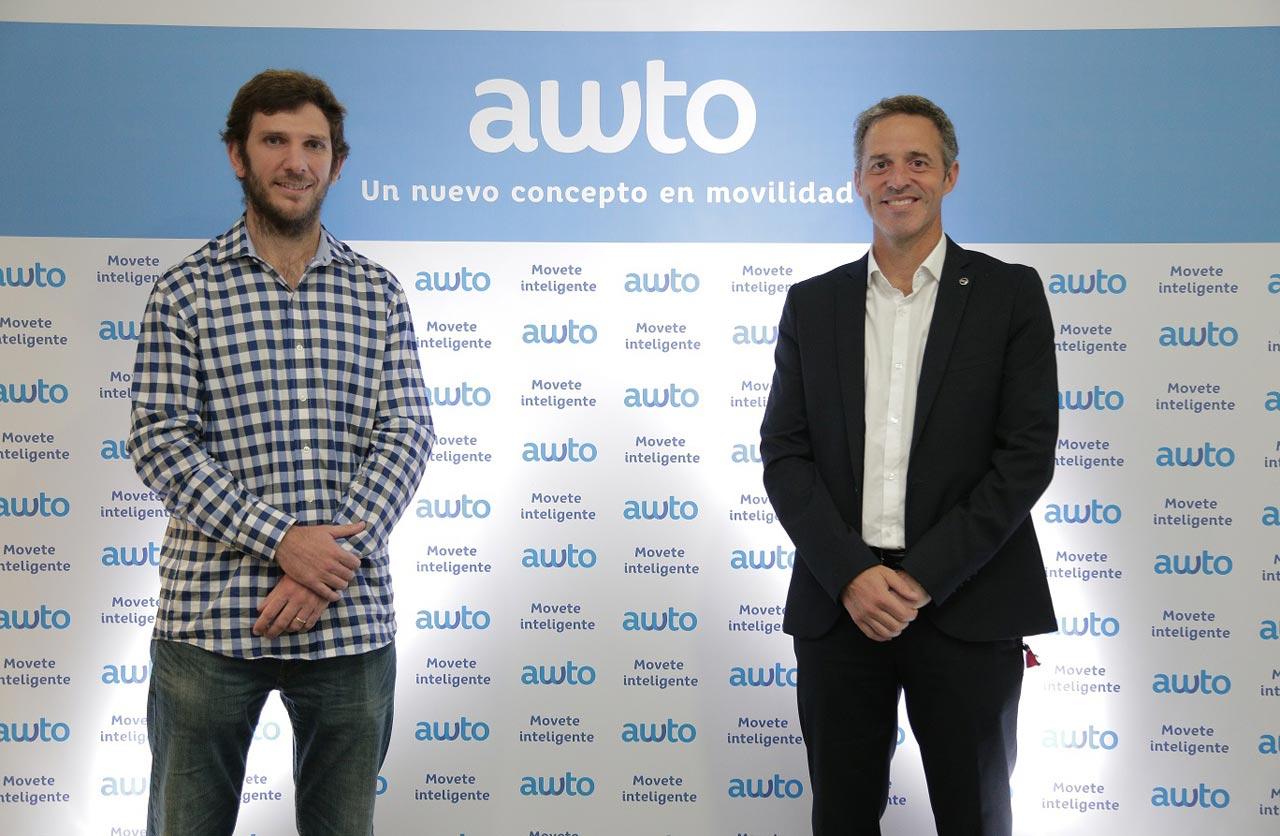 Mariano Segarra y Gonzalo Ibarzabal