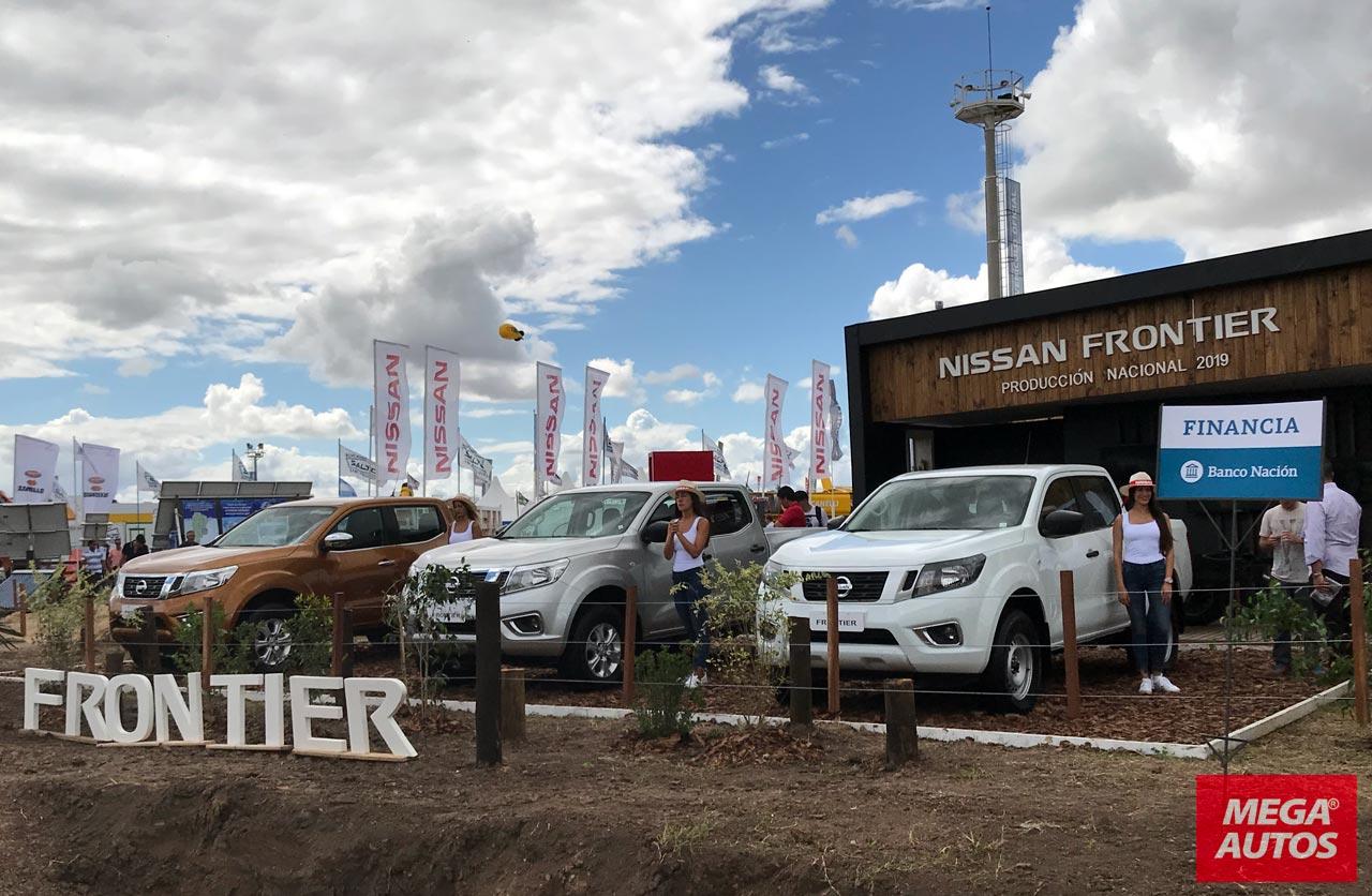 Nissan en Expoagro 2019