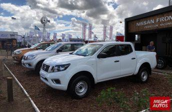 Así es la nueva gama de la Nissan Frontier