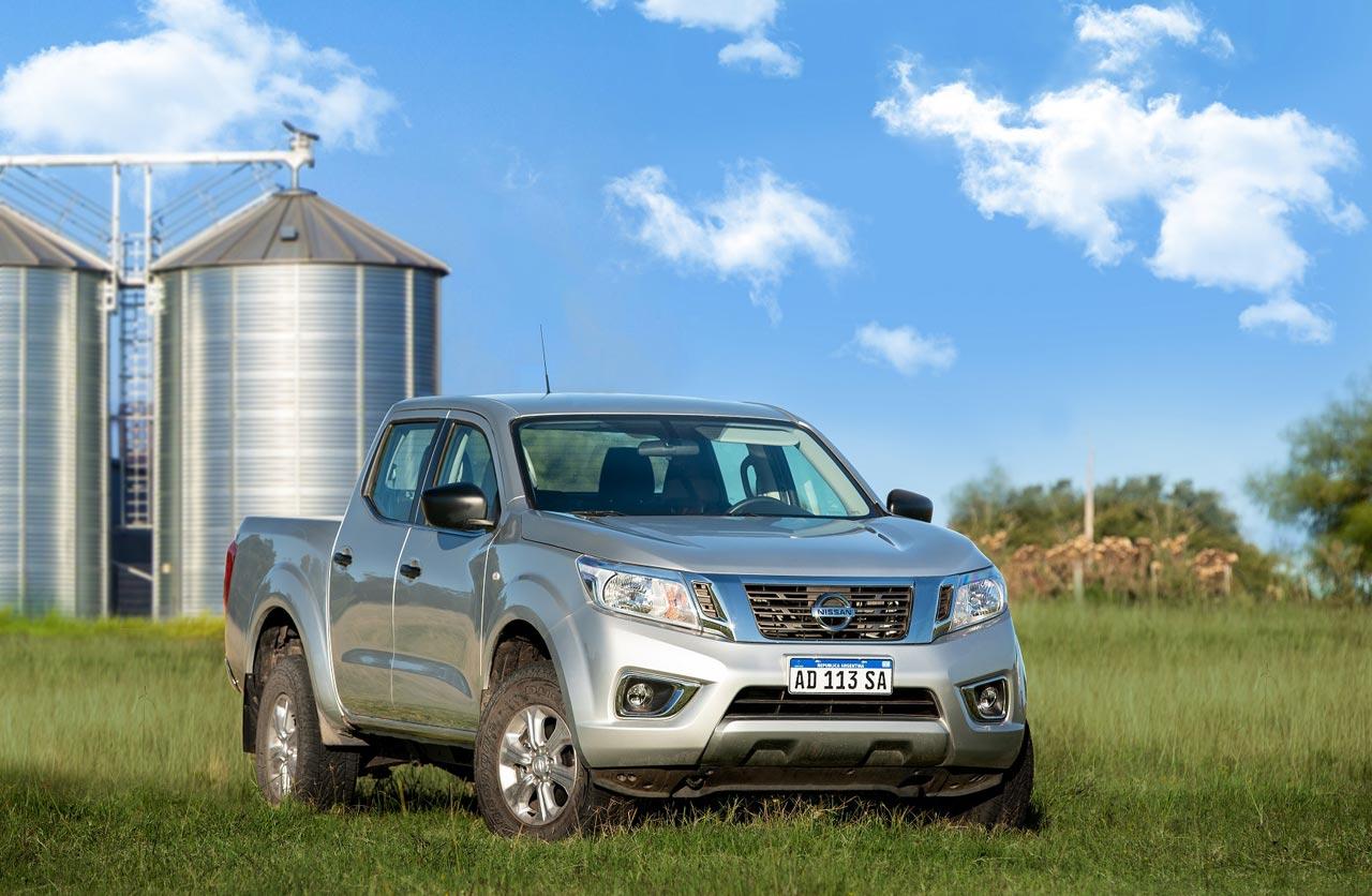 Más oferta financiera: Nissan presentó su Plan Canje de Granos