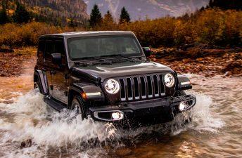 Jeep, con nuevos Renegade y Wrangler en Brasil