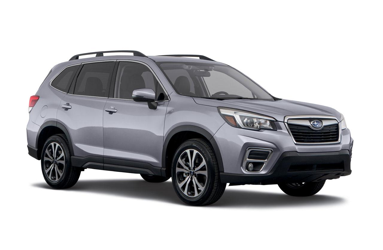Nuevo Subaru Forester 2019