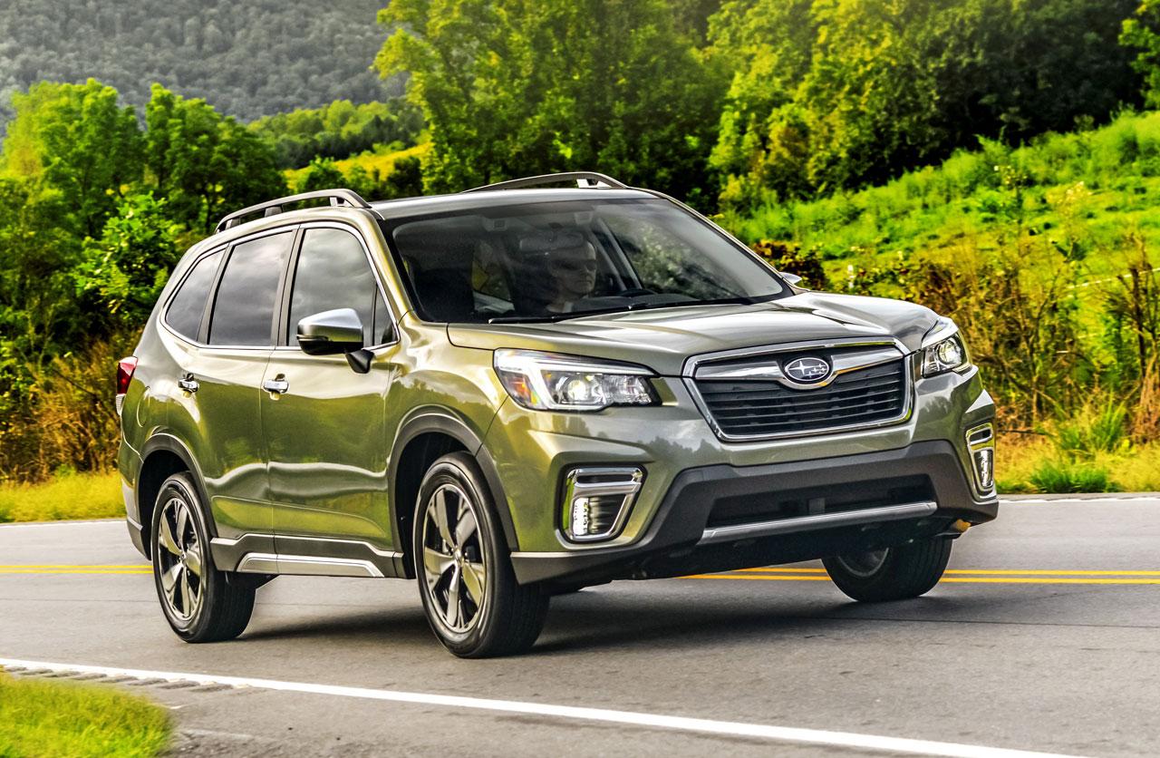 Comienza la preventa del Subaru New Forester