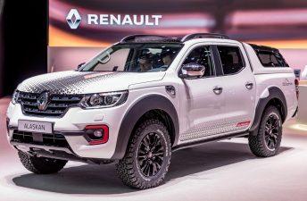 Ice Edition, la Renault Alaskan que será limitada