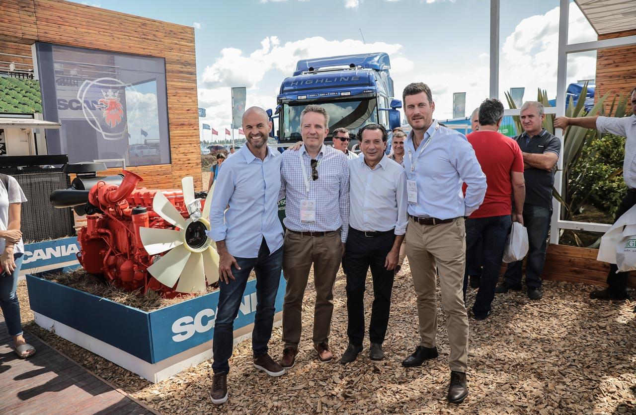 Scania invertirá USD 35 millones en Argentina
