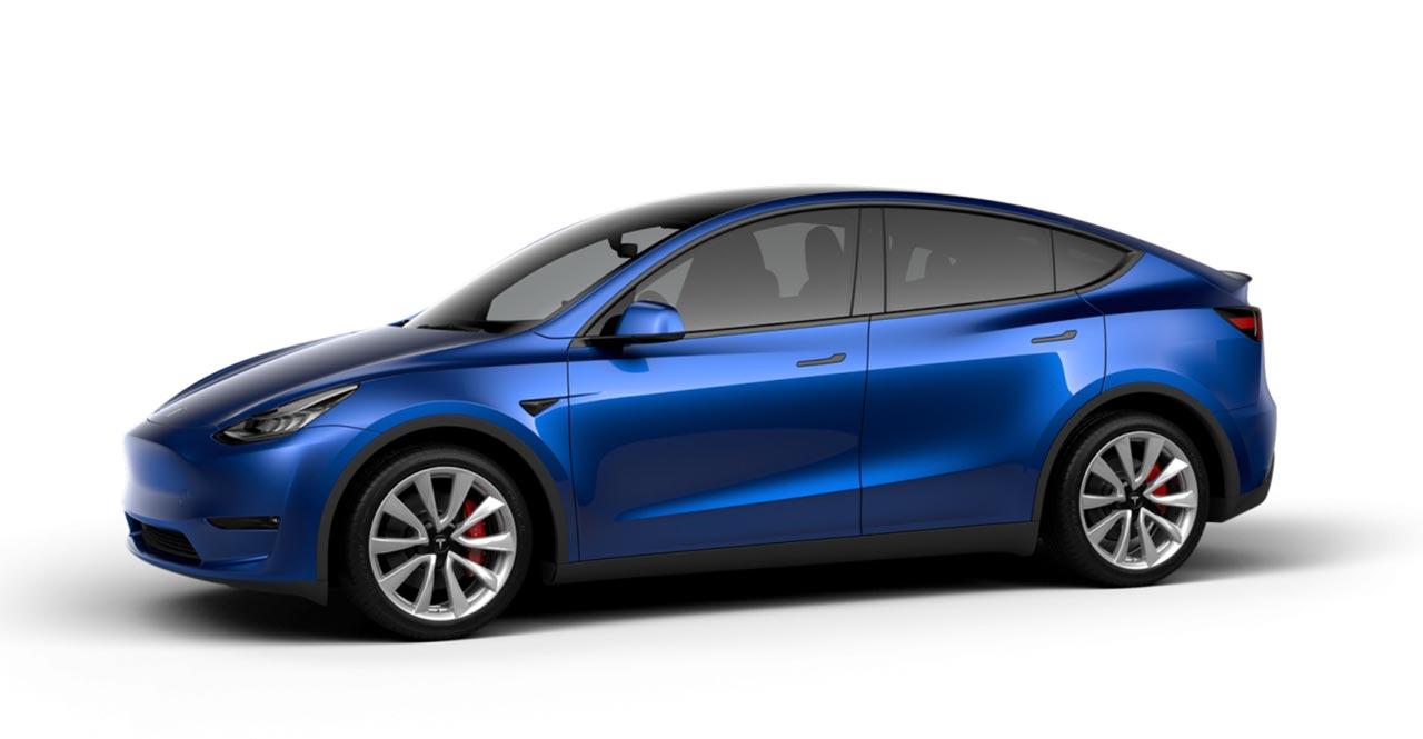 Model Y El Nuevo SUV Elctrico De Tesla Mega Autos