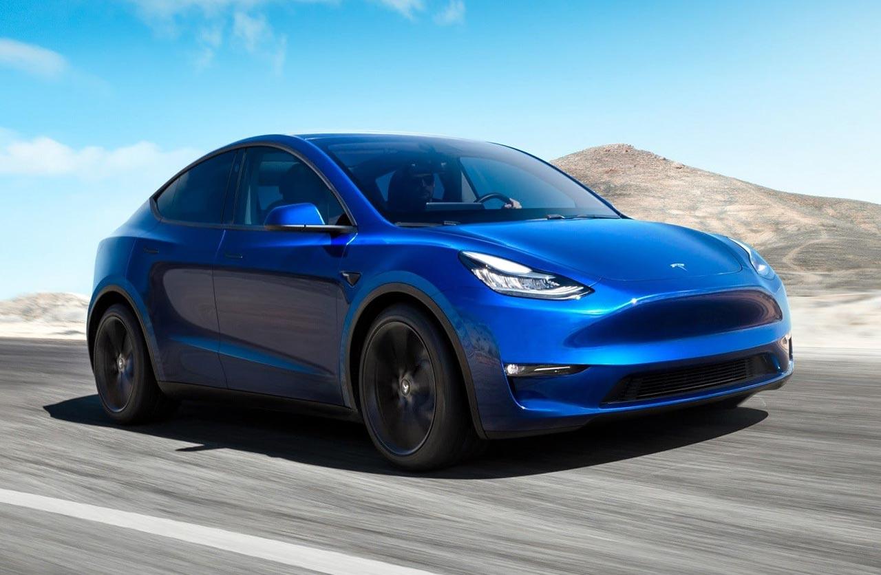 Model Y, el nuevo SUV eléctrico de Tesla