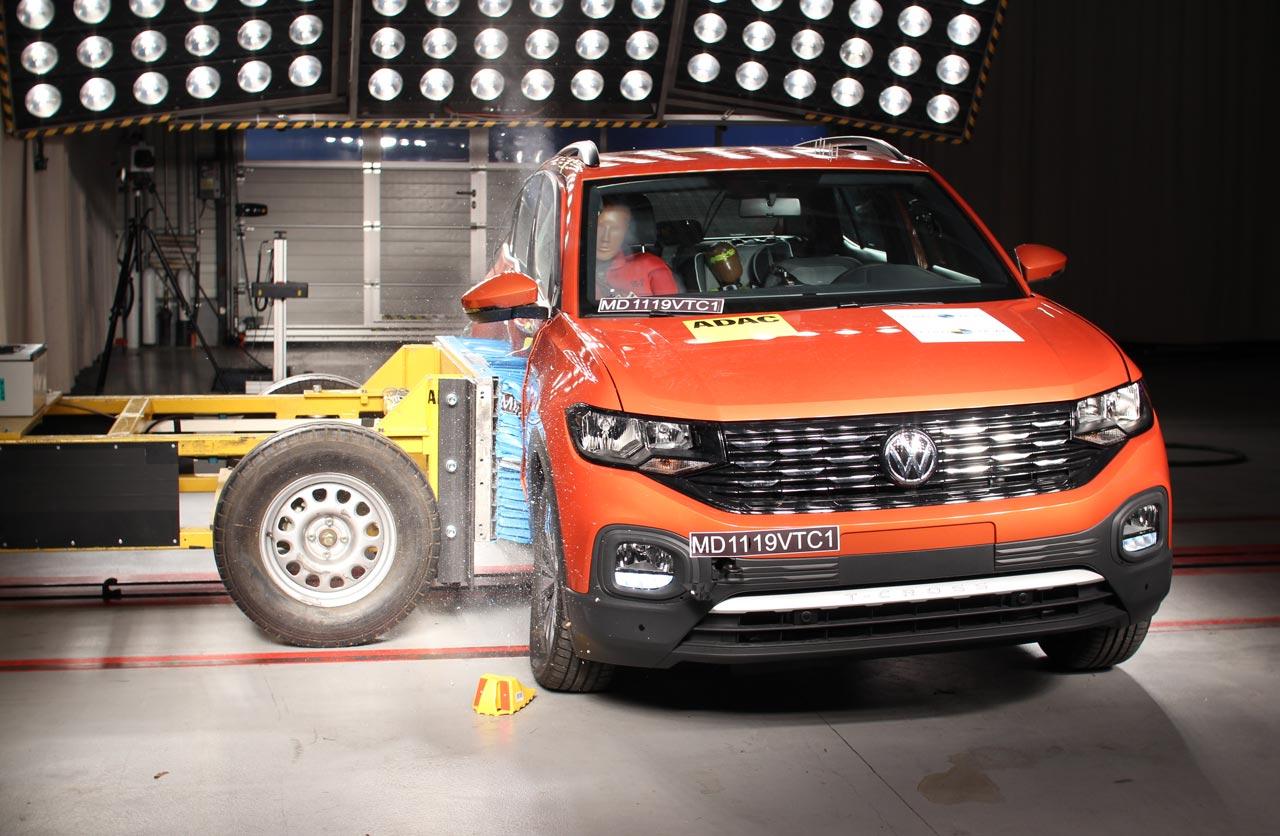 Volkswagen T-Cross LatinNCAP