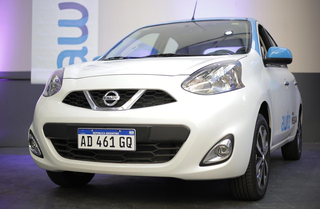 Awto llega al país junto a Nissan con su servicio de carsharing