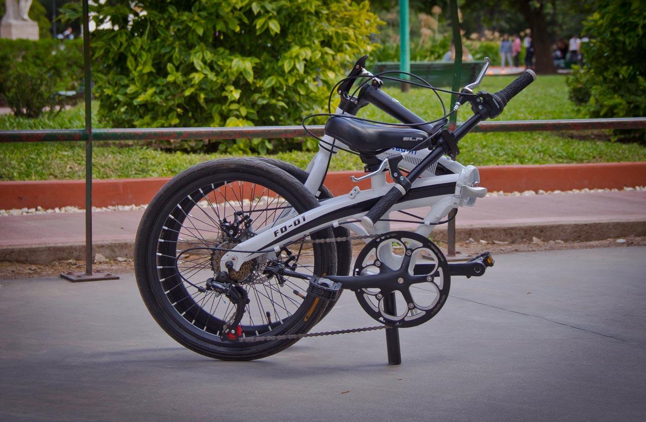 Bicicleta plegable Volkswagen