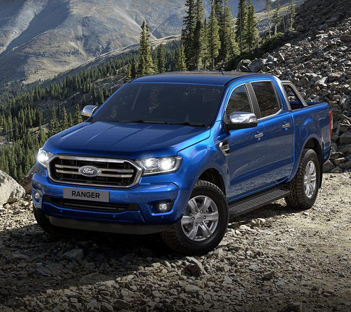 Ford Ranger 2019 restyling