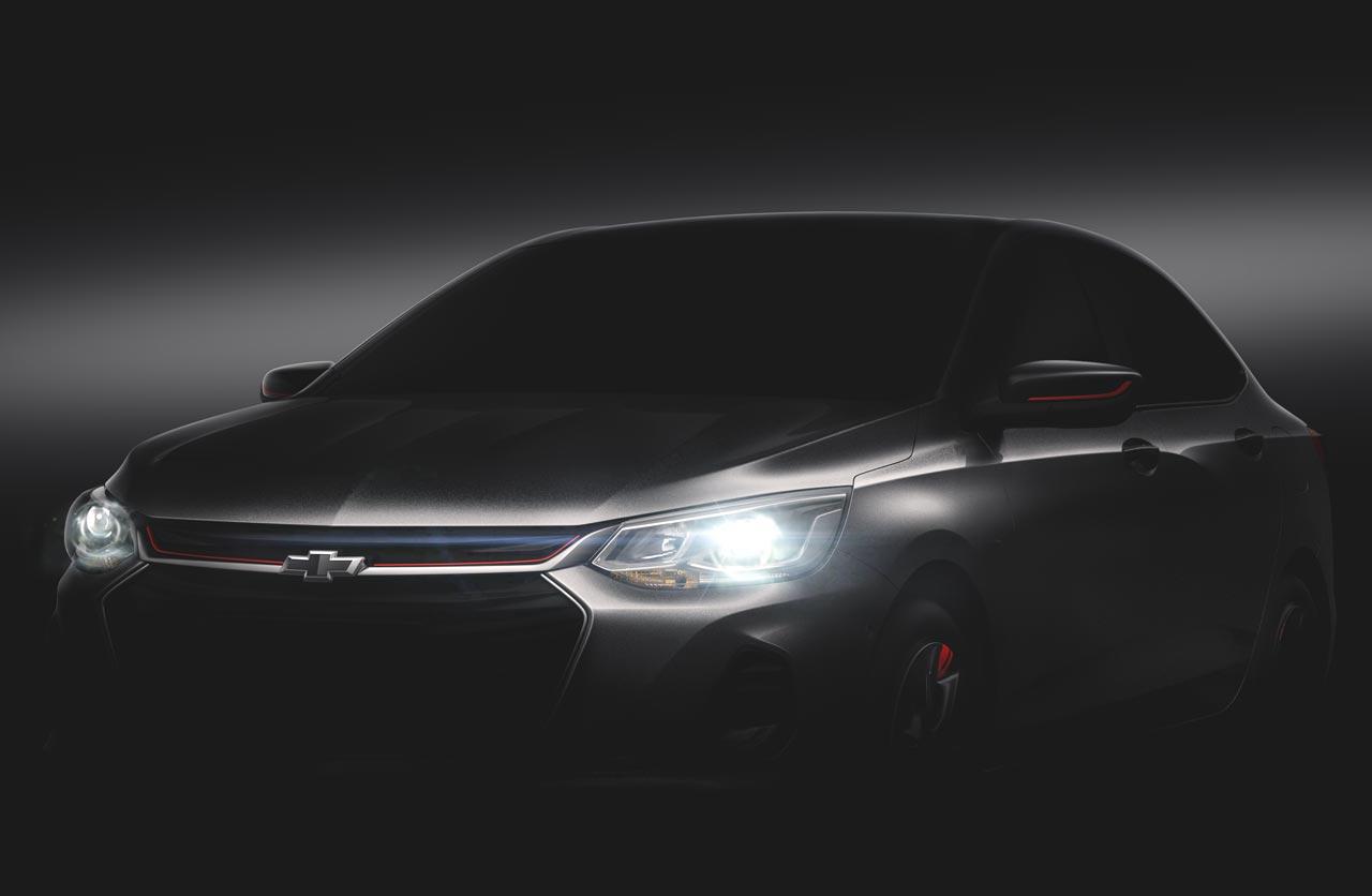 Chevrolet comienza a mostrar el nuevo