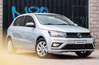 El renovado Volkswagen Gol llegó a Argentina