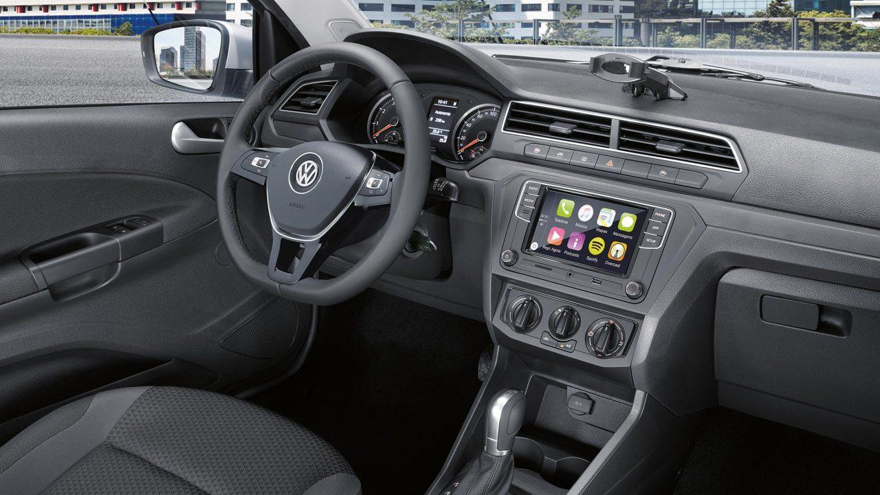 Interior Nuevo Volkswagen Gol