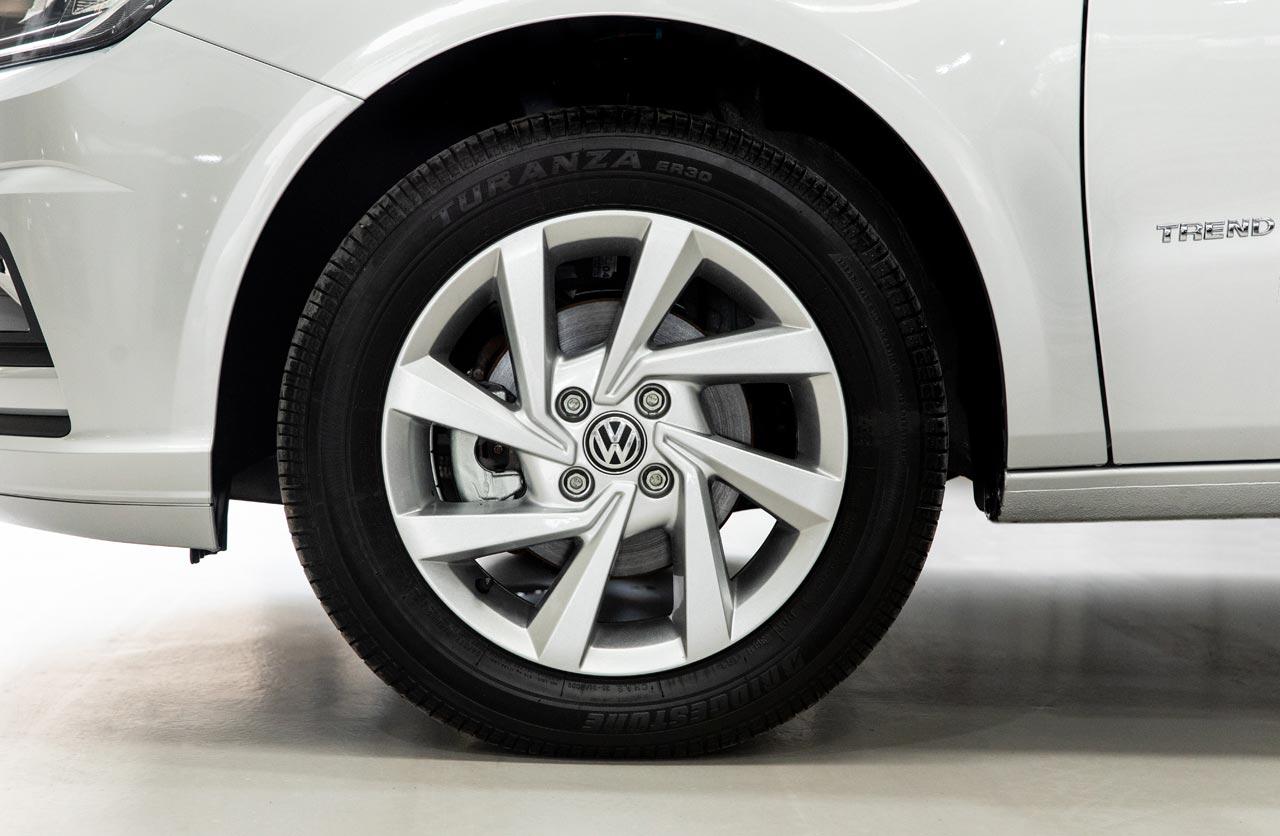 Llantas nuevo Volkswagen Gol