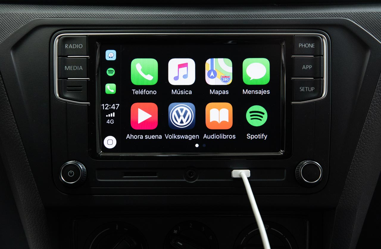 Radio nuevo Volkswagen Gol