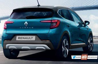Nuevo Renault Captur: diseño y otras novedades