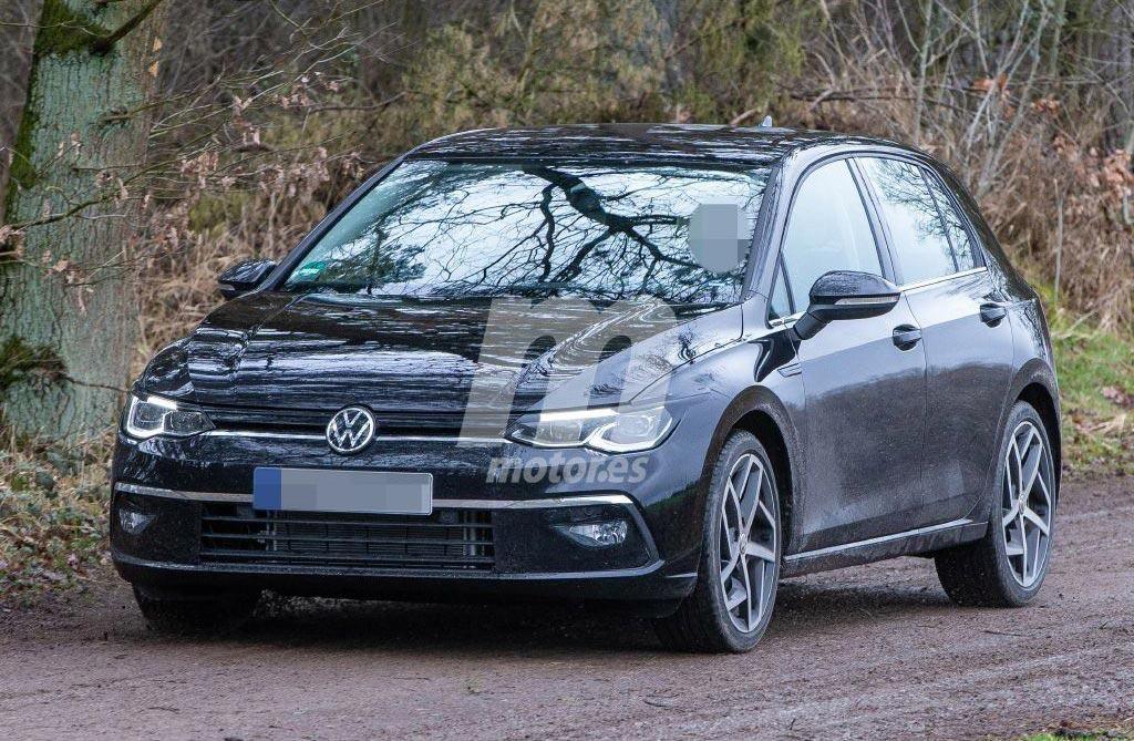 El nuevo Volkswagen Golf al desnudo
