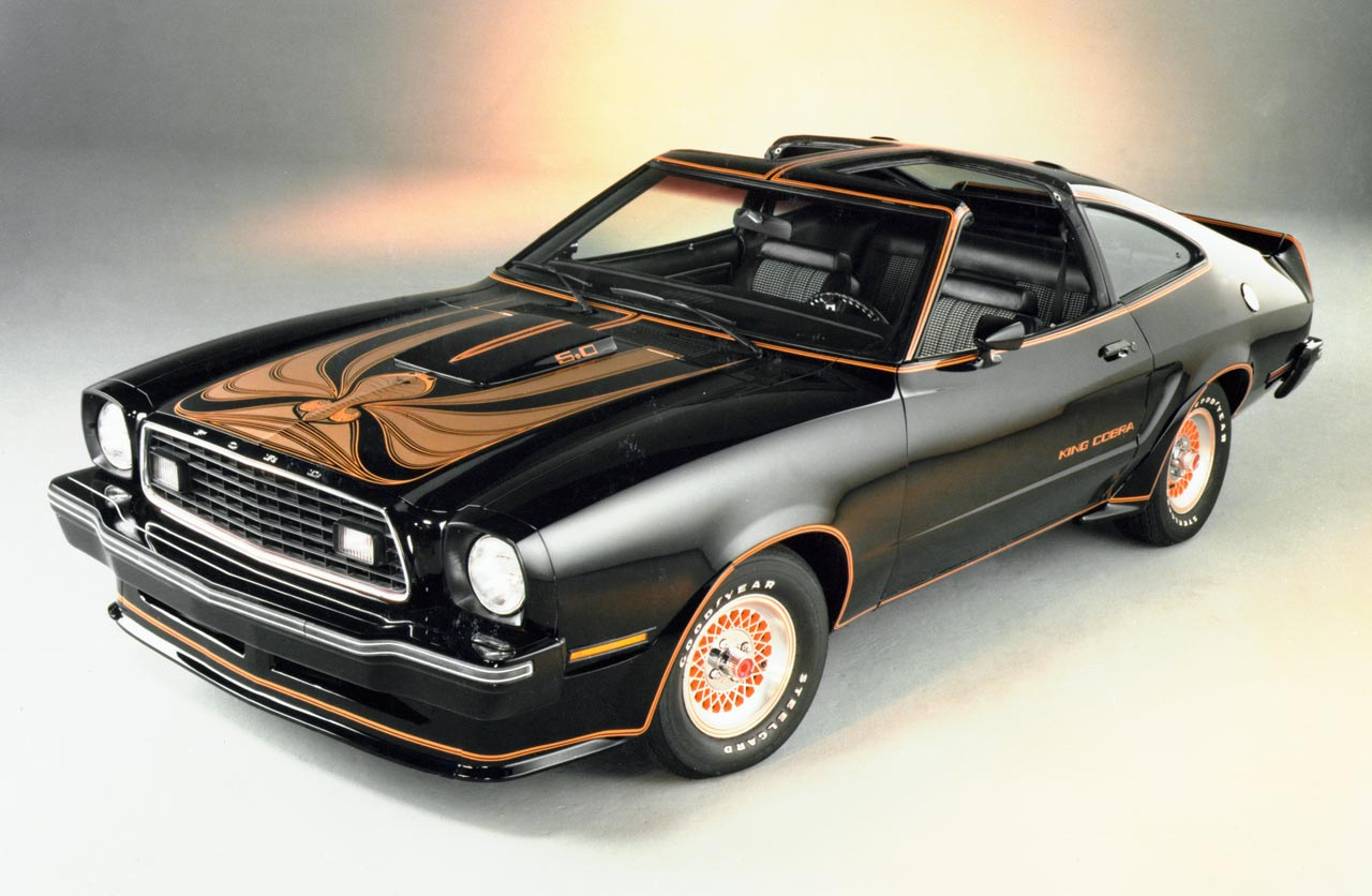 Mustang II King Cobra (1978)