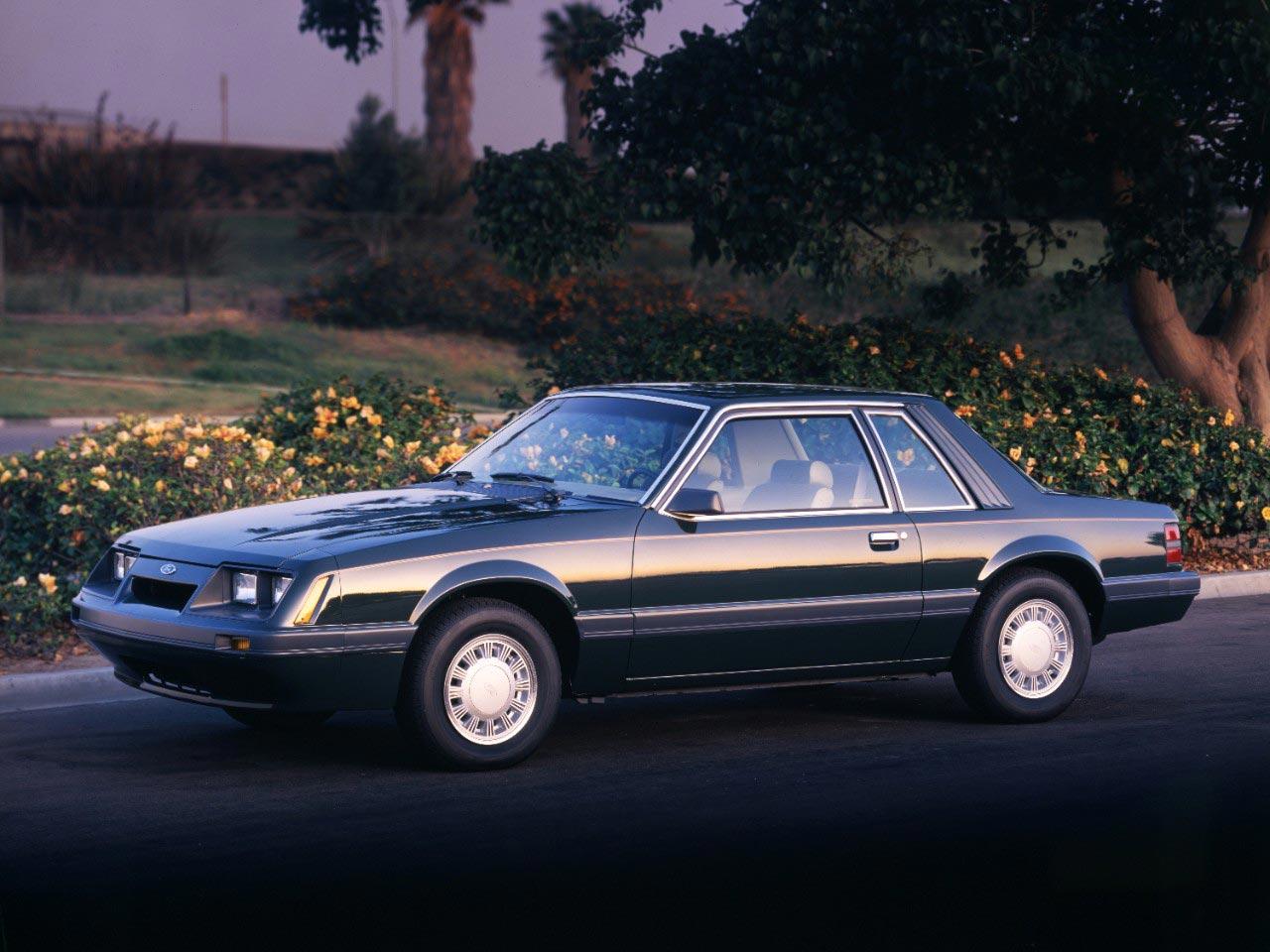 Mustang LX (1984)