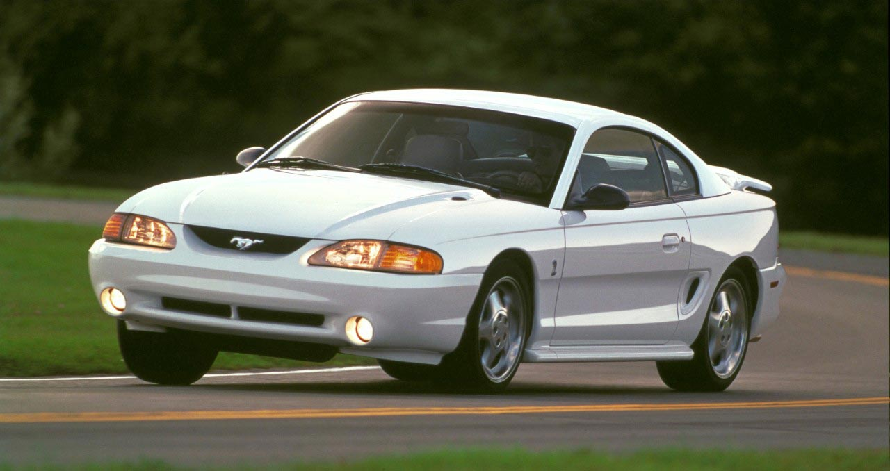 Mustang Cobra Coupé (1995)