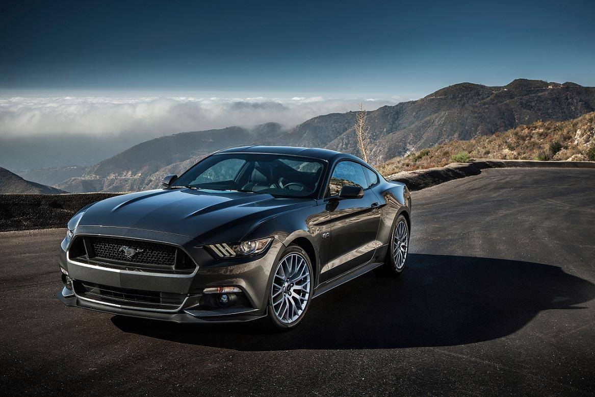 Mustang GT (2016)