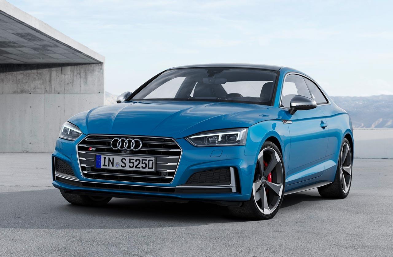 Audi S5 Coupé y S5 Sportback: poder diésel