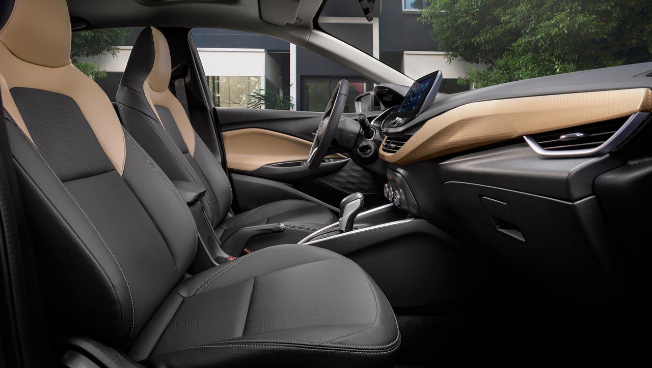 Interior Chevrolet Onix Redline