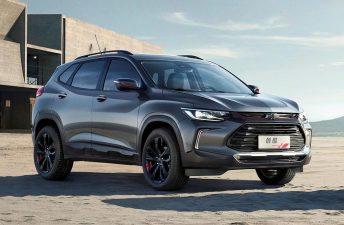 Con ustedes, la nueva Chevrolet Tracker
