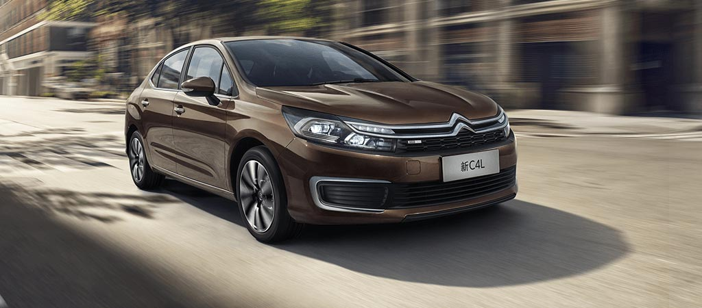Citroën C4 Lounge 2019 China