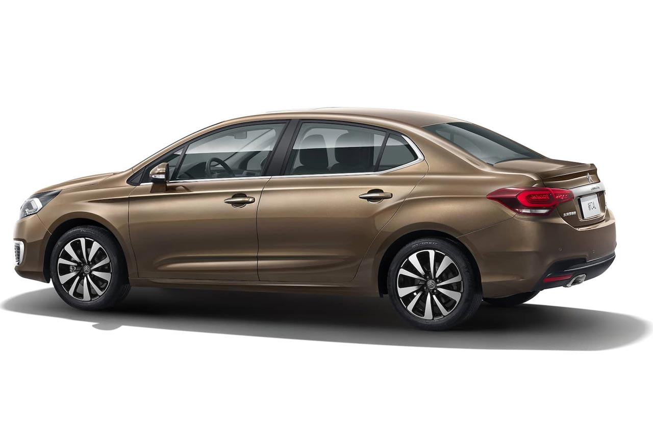 Nuevo Citroën C4 Lounge 2019 China