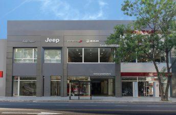 Taraborelli, con nuevo concesionario Jeep, Chrysler, Dodge y RAM en Caballito