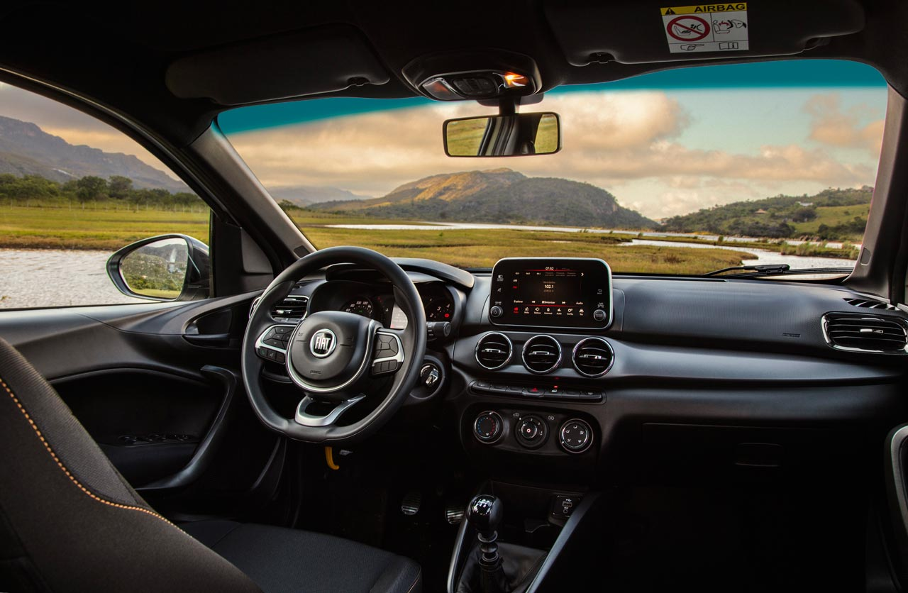 Con Ustedes El Fiat Argo Trekking Mega Autos