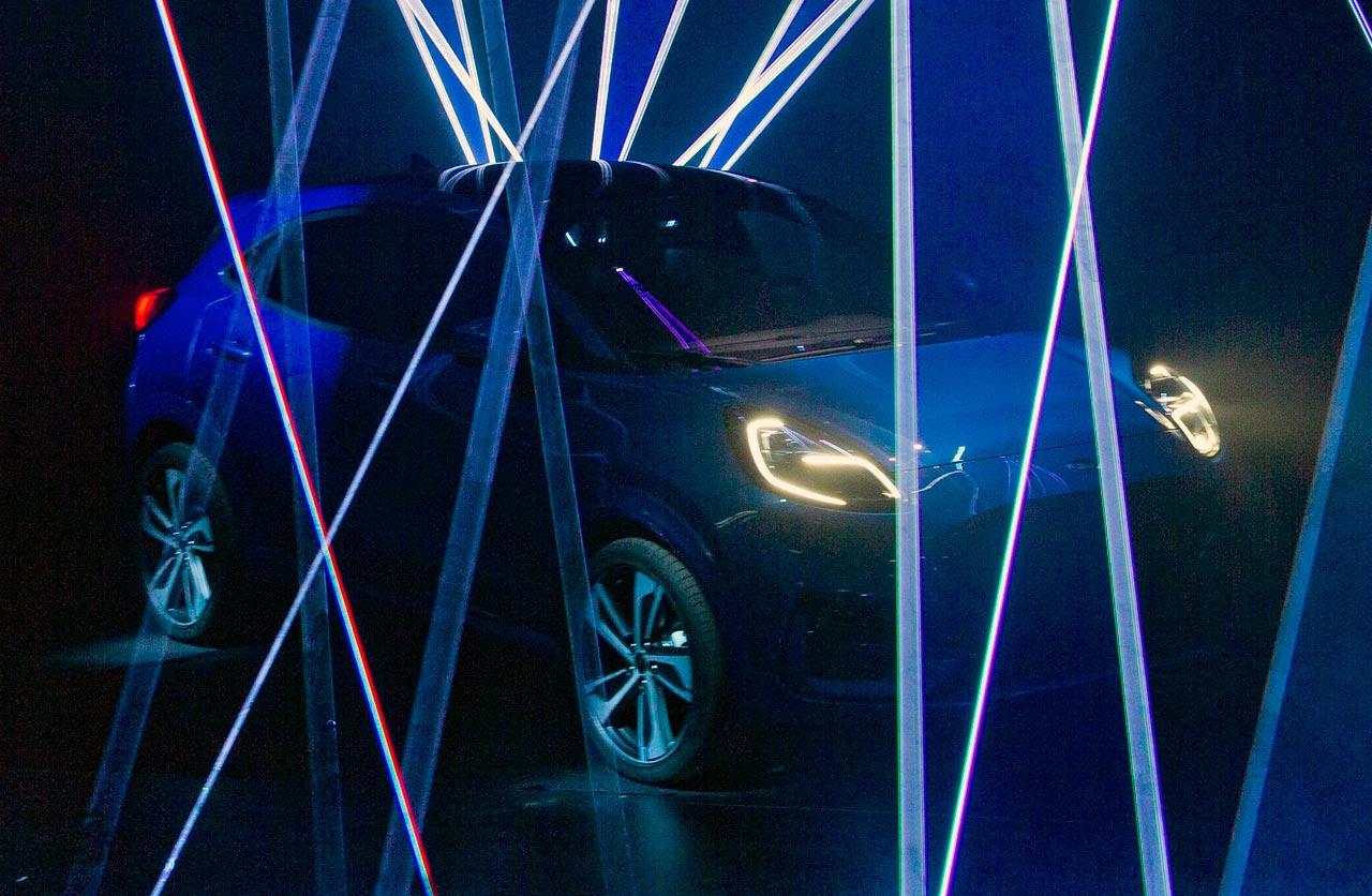 Ford anticipa el nuevo Puma