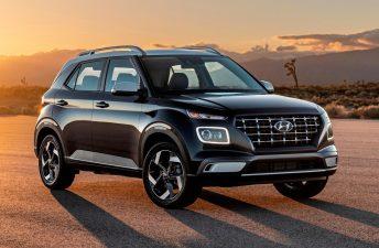 Hyundai Venue, el nuevo SUV pequeño confirmado para Argentina