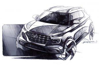 Venue: Hyundai anticipa su nuevo SUV pequeño