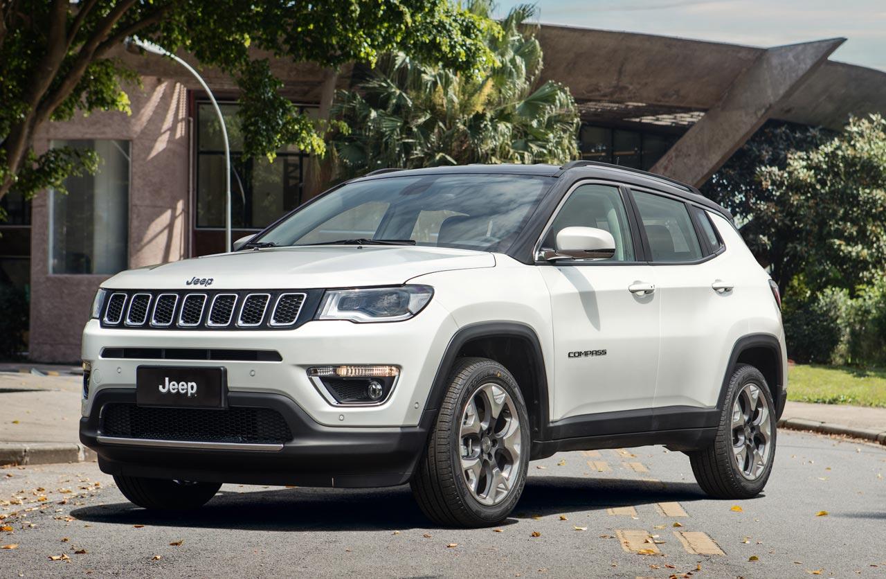 Jeep Lanzo El Compass 2019 Mega Autos