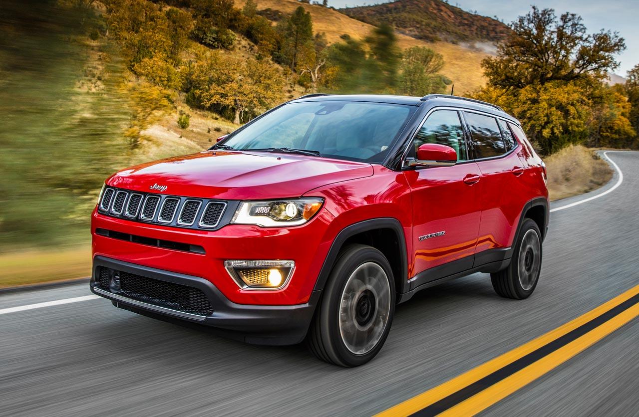 Jeep lanzó el Compass 2019
