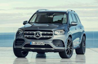 Así es el nuevo Mercedes-Benz GLS