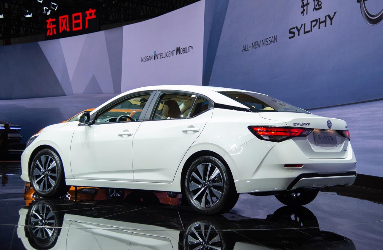 El nuevo Nissan Sentra, más cerca - Mega Autos