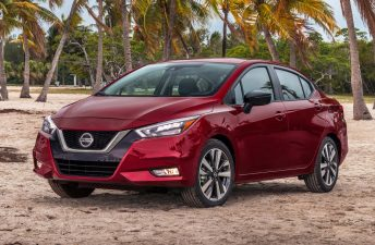 Arranca la preventa del nuevo Nissan Versa