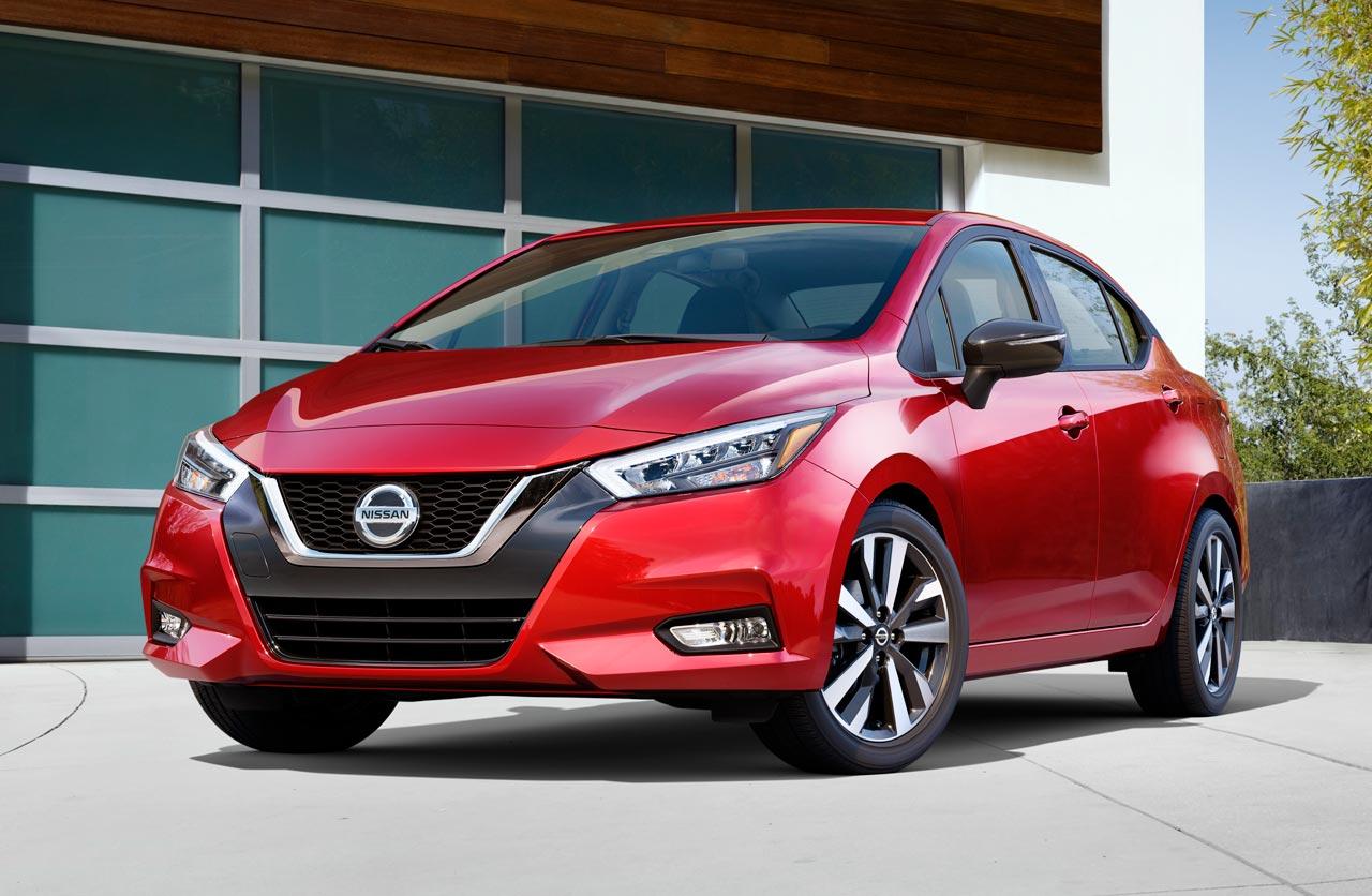Nissan presentó el nuevo Versa