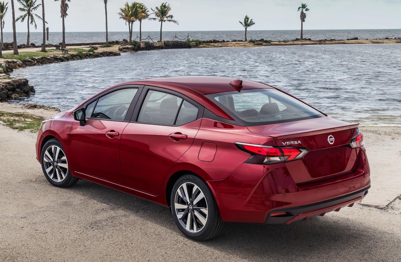 Nissan presentó el nuevo Versa - Mega Autos